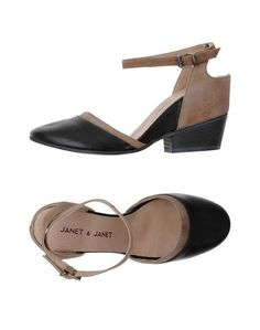 Туфли Janet & Janet