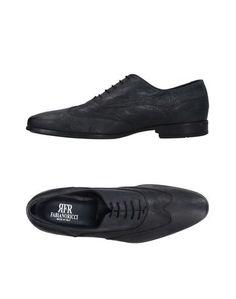 Обувь на шнурках Fabiano Ricci