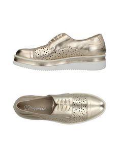 Обувь на шнурках Piampiani