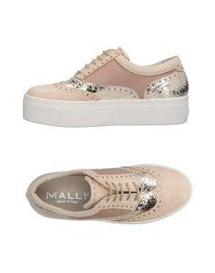 Низкие кеды и кроссовки Mally
