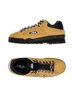 Низкие кеды и кроссовки Fila Heritage