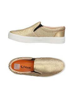 Низкие кеды и кроссовки Feiyue