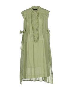 Платье до колена High
