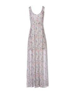 Длинное платье Maison Espin