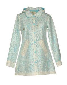 Легкое пальто Yumi