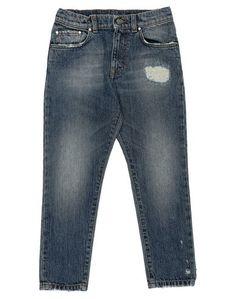 Джинсовые брюки Capitale Creativo