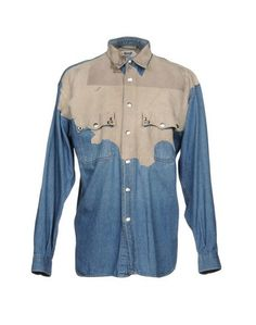 Джинсовая рубашка Pihakapi