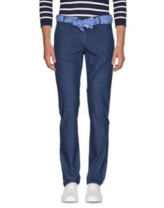 Джинсовые брюки Gabardine
