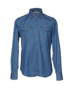 Джинсовая рубашка Eleventy