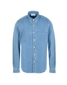 Джинсовая рубашка Harmony Paris