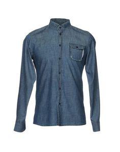 Джинсовая рубашка Bl.11 Block Eleven