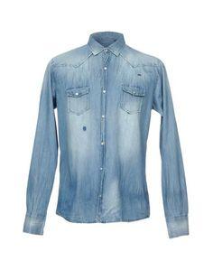 Джинсовая рубашка 1° Genito