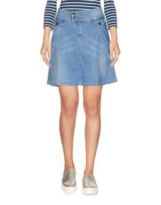 Джинсовая юбка ROŸ Rogers