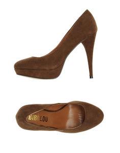 Туфли на платформе Bibi LOU