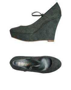 Обувь на танкетке Bibi LOU