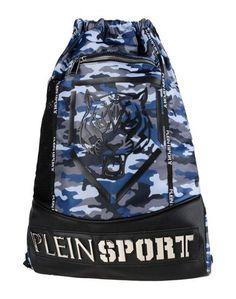 Рюкзаки и сумки на пояс Plein Sport