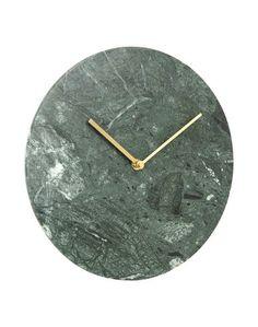 Настенные часы Menu