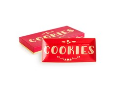 """Декоративный поднос """"Cookies"""" Rosanna"""