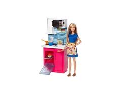 Игровой набор Barbie Мебель и кукла, в ассортименте