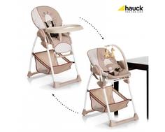 Стульчик для кормления Hauck «SITiN RELAX» giraffe