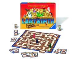 Настольная игра Ravensburger «Сумасшедший Лабиринт»