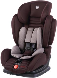 Автокресло Happy Baby «Mustang Light» 9-36 кг шоколадный