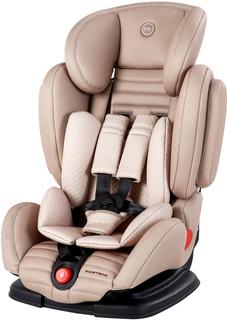 Автокресло Happy Baby «Mustang Light» 9-36 кг кремовый