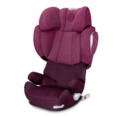 Автокресло Cybex «Solution Q3-Fix Plus» 15-36 кг Mystic Pink