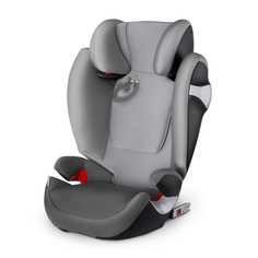 Автокресло Cybex «Solution M-Fix» 15-36 кг Manhattan Grey
