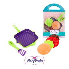 Набор посуды Mary Poppins в сумке
