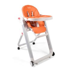 Стульчик для кормления Nuovita «Futuro Bianco» Arancione