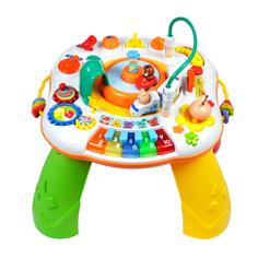 Игровой столик Жирафики «Мир приключений»