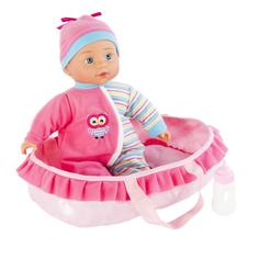 Кукла Mary Poppins «Мой первый малыш» розовый/голубой