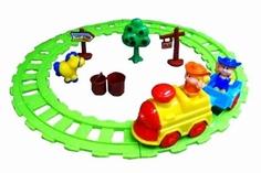 Железная дорога Голубая стрела «Веселый фермер»