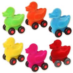 Развивающая игрушка Rubbabu «Утенок» 9 см в ассортименте