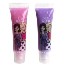 Набор блесков для губ Markwins «Barbie» в тубах 2 шт.