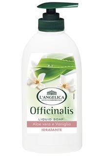 Жидкое мыло увлажняющее LANGELICA