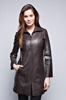 Кожаная куртка John & Yoko