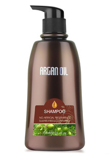 Увлажняющий шампунь 750 мл Morocco Argan Oil