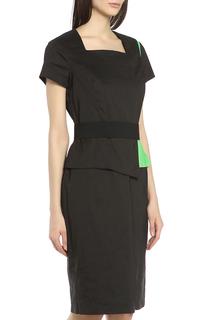 Изящное платье в деловом стиле Oblique