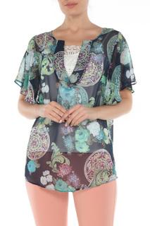Блузка с коротким рукавом Preko