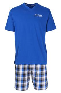 Комплект: футболка V, шорты Tom Tailor