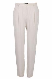 Зауженные брюки с застежками Emporio Armani