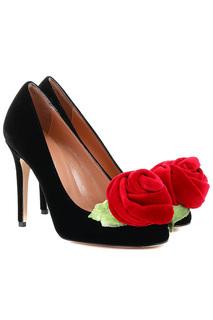Туфли Valentino Red