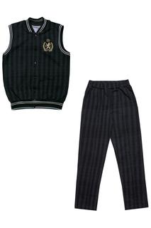 Комплект: брюки, жилет Апрель