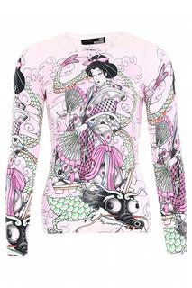 Пуловер Moschino Love