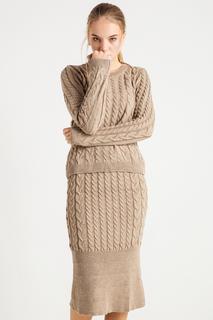 Комплект: юбка, свитер BGN