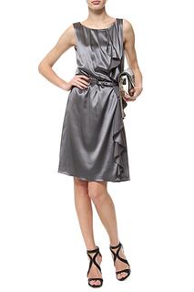 Платье с ремнем Armani