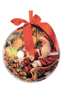 "Шар ""Папье-маше"" Mister Christmas"