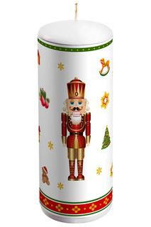 """Свеча """"Щелкунчик"""" Mister Christmas"""